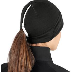 Salomon Elevate Warm Bonnet Femme, black